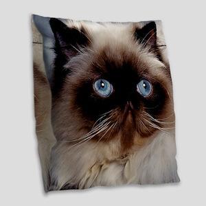blanket14 Burlap Throw Pillow