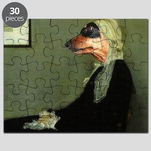 motherlily 16x16 Puzzle