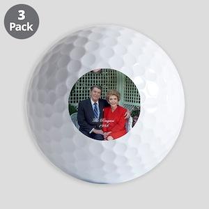 PresBtn_05 Golf Balls