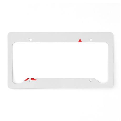 hatch License Plate Holder