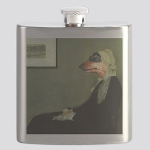 mother lily Flask