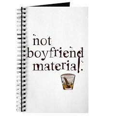 Not boyfriend... Journal