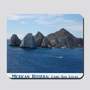 Mexico Calendar Cover Mousepad