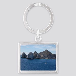 Mexico Calendar Cover Landscape Keychain