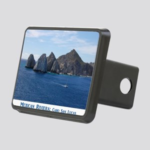 Mexico Calendar Cover Rectangular Hitch Cover