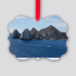 Mexico Calendar Cover Picture Ornament