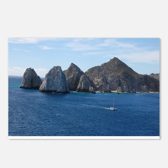 Mexico Calendar Cover Postcards (Package of 8)