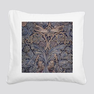 wmipadcabbage Square Canvas Pillow