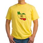Real Flag Yellow T-Shirt