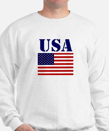 US Flag Shirts Sweatshirt