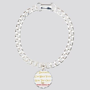 m_cmystoMMAb_daughter Charm Bracelet, One Charm