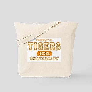 Tigers University Tote Bag