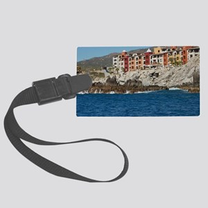Mexico C3 Large Luggage Tag