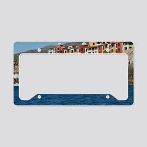 Mexico C3 License Plate Holder
