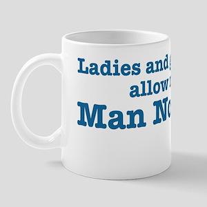 mannotcaring Mug