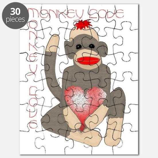 monkey love Puzzle