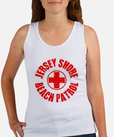 Jersey Shore_p01 Women's Tank Top