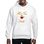 Hot Tea Sucks Hooded Sweatshirt