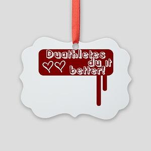 du5 Picture Ornament