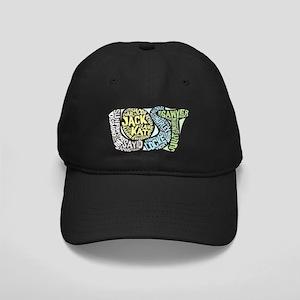 lost_dark Black Cap
