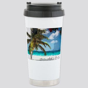 Aruba6 Stainless Steel Travel Mug