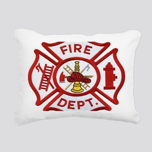fd Rectangular Canvas Pillow