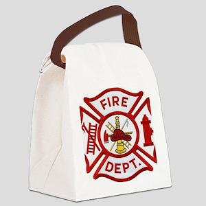 fd Canvas Lunch Bag