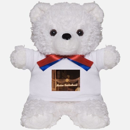 munich christkindlmarkt Teddy Bear