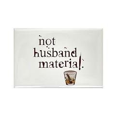 Not husband... Rectangle Magnet (10 pack)