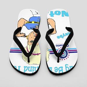 OAirwaysDa Flip Flops