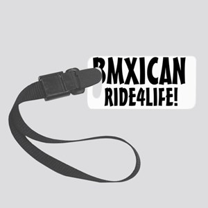 bmxican Small Luggage Tag