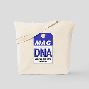 Kadena MAC Tag Tote Bag
