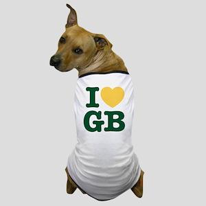 iheartgb2 Dog T-Shirt