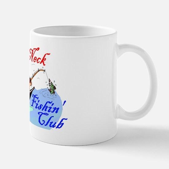 1redneckfishinlessCoLRnn Mug