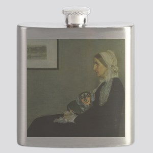 mother lily lap copy Flask