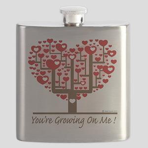 Valentine Flask