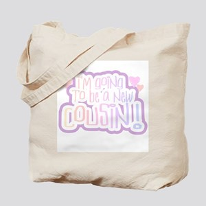 Future Cousin Pastels Tote Bag
