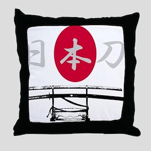 00018 Throw Pillow