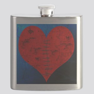 stitched_heart_Coaster Flask