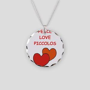 piccolo Necklace