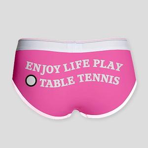 table tennisW Women's Boy Brief