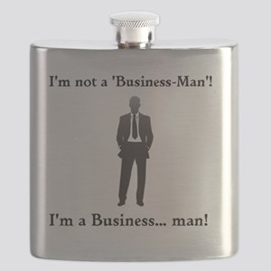 business man Flask