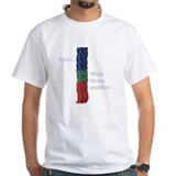 Poker Mens Classic White T-Shirts