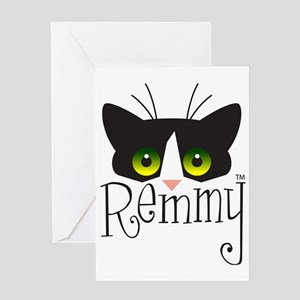 remmycolor Greeting Card