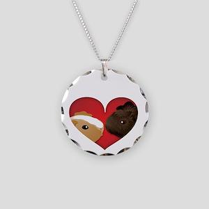 wheekwheekK Necklace Circle Charm
