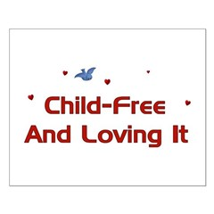 Child Free Posters