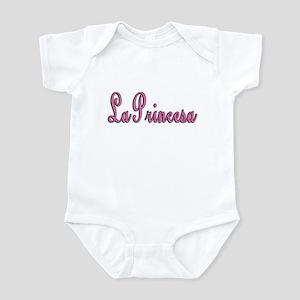 La Princesa Infant Bodysuit