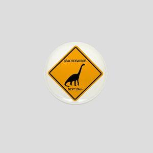 rs_brachiosaurus Mini Button