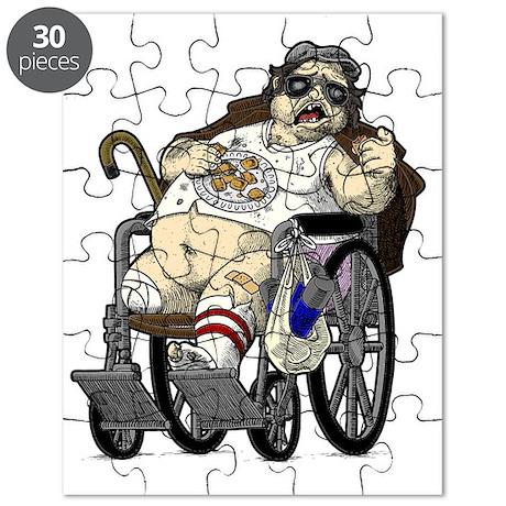 Plinkett Color Puzzle