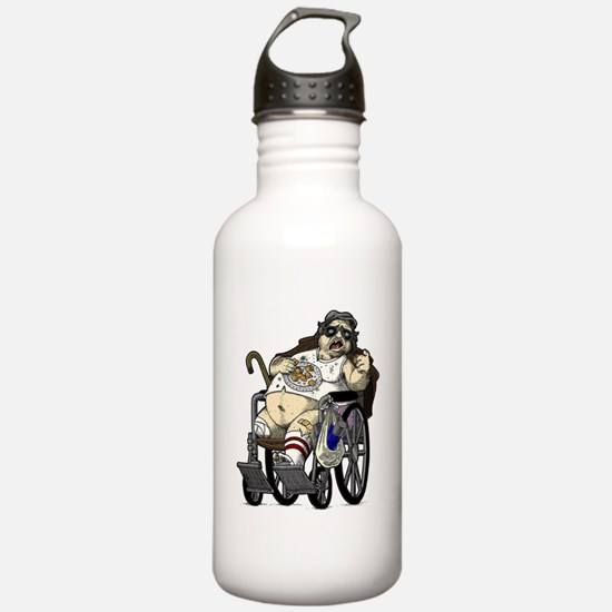 Plinkett Color Water Bottle